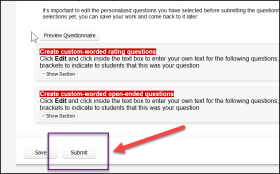 File:Ensure that the Submit button is used after you've completed entering your personalized questions.png