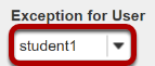Select the user from the drop-down list of enrolled students.png