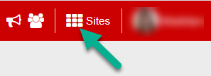 The Sites menu.png